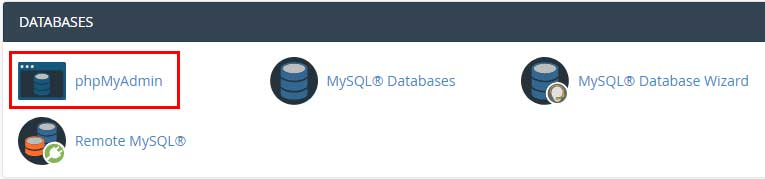 تغییر پیشوند پایگاه داده وردپرس